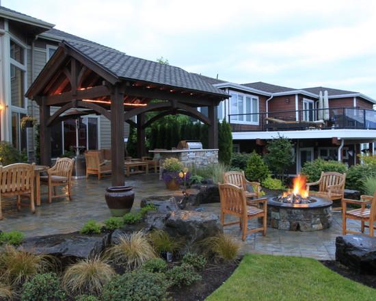 Alderwood Landscape (Seattle)